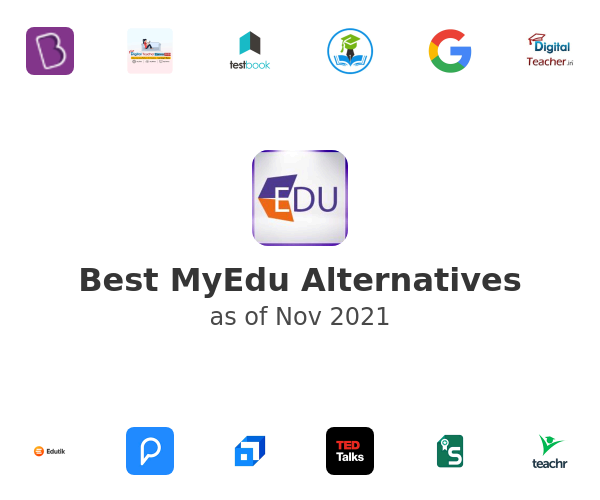 Best MyEdu Alternatives