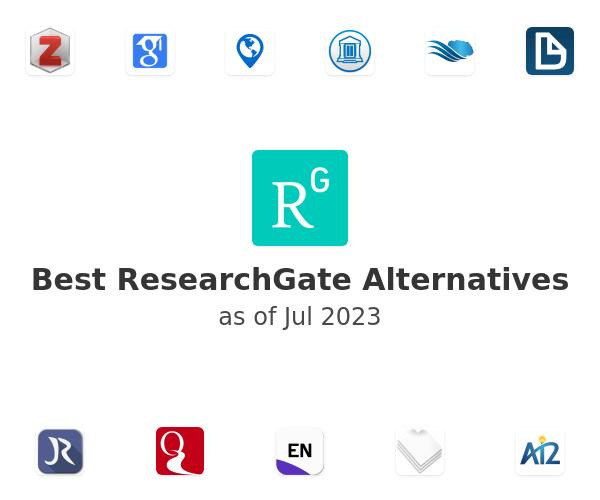 Best ResearchGate Alternatives