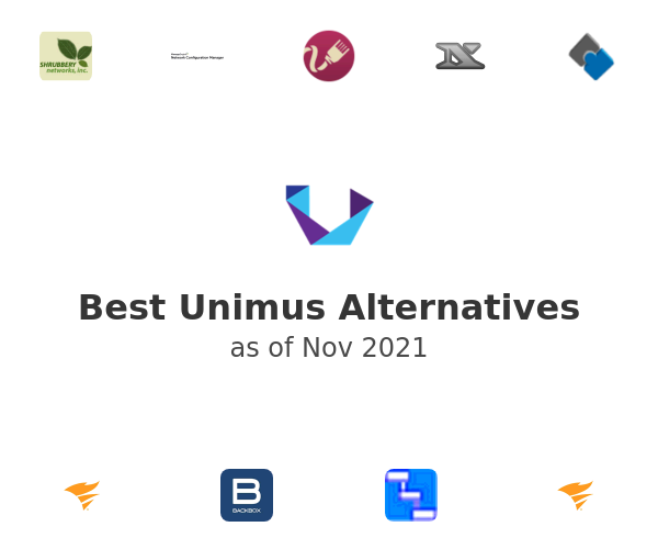 Best Unimus Alternatives