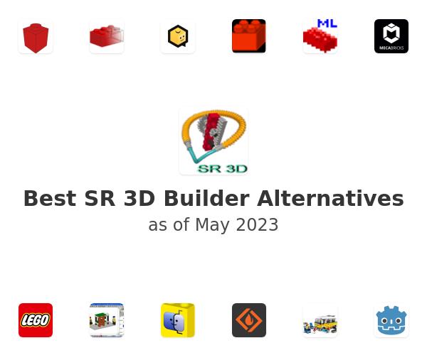 Best SR 3D Builder Alternatives