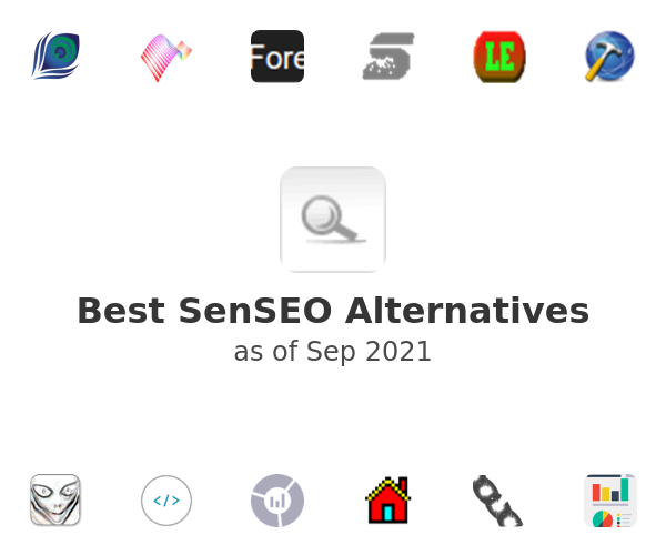Best SenSEO Alternatives