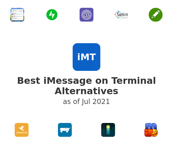 Best iMessage on Terminal Alternatives