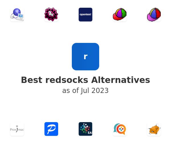 Best redsocks Alternatives