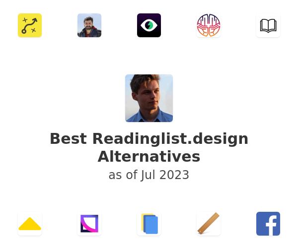 Best Readinglist.design Alternatives
