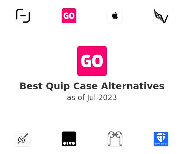 Best Quip Case Alternatives