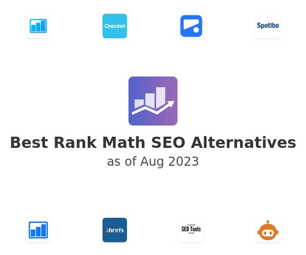 Best Rank Math SEO Alternatives