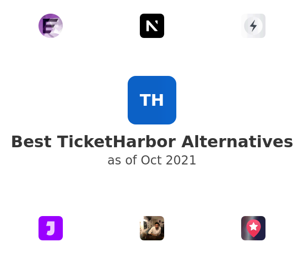 Best TicketHarbor Alternatives