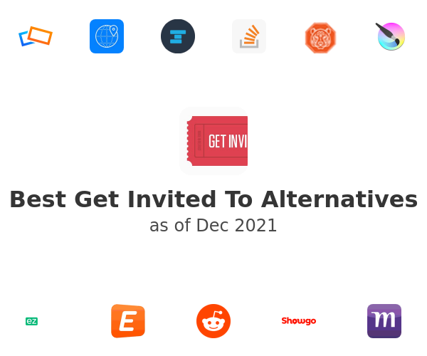 Best Get Invited To Alternatives