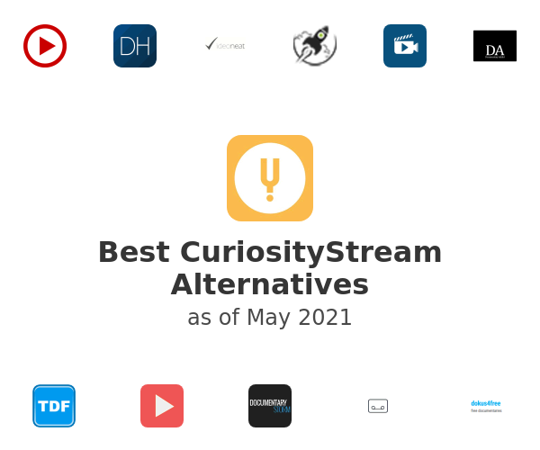 Best CuriosityStream Alternatives