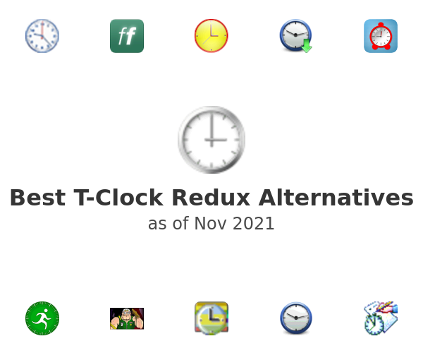 Best T-Clock Redux Alternatives