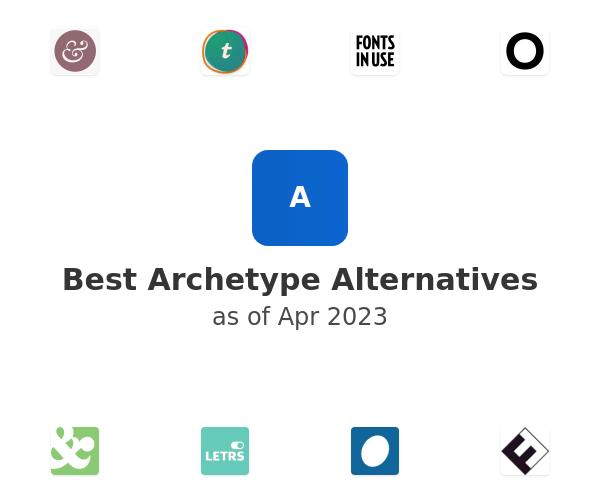 Best Archetype Alternatives
