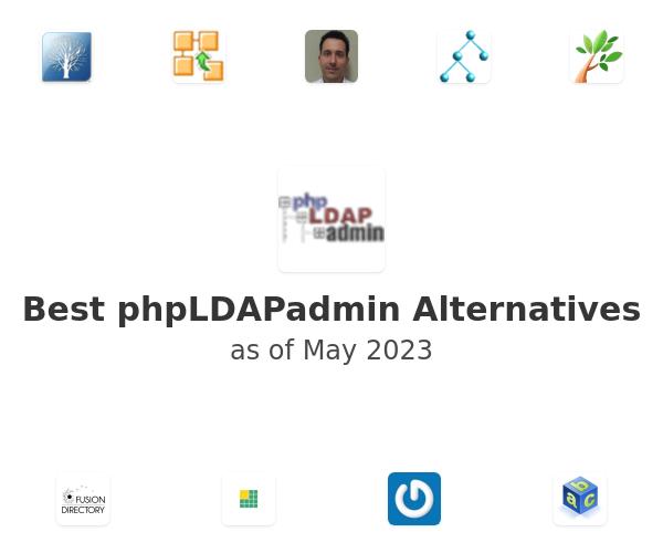 Best phpLDAPadmin Alternatives