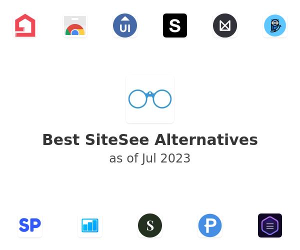 Best SiteSee Alternatives