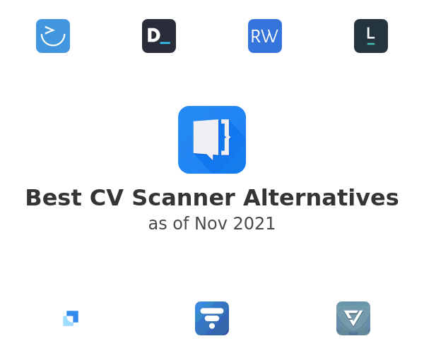 Best CV Scanner Alternatives