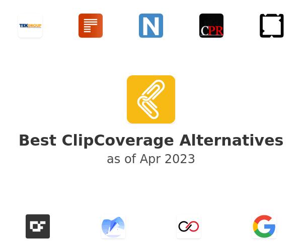 Best ClipCoverage Alternatives