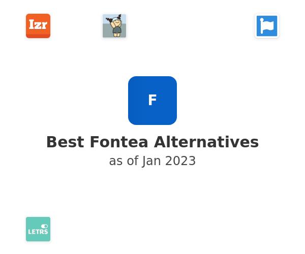 Best Fontea Alternatives