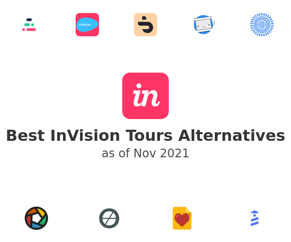 Best InVision Tours Alternatives