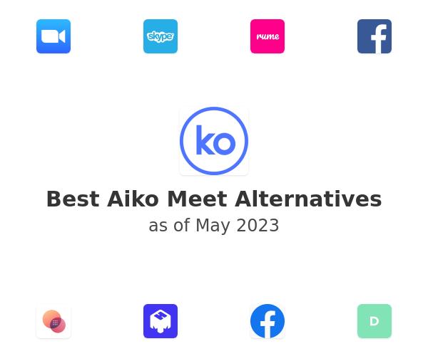Best Aiko Meet Alternatives