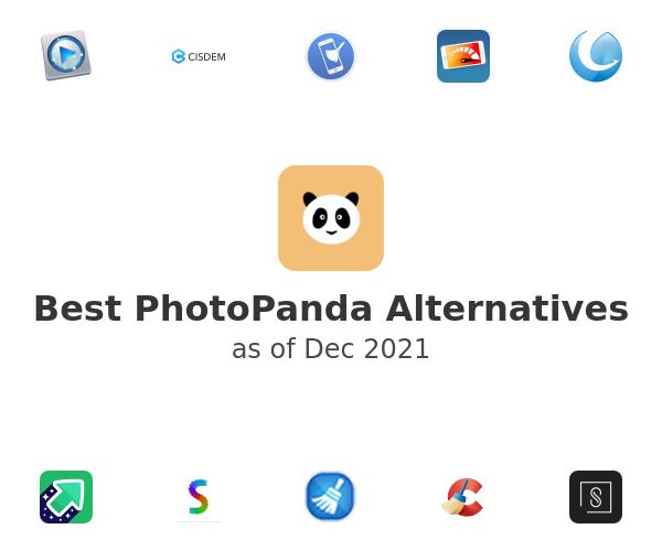 Best PhotoPanda Alternatives