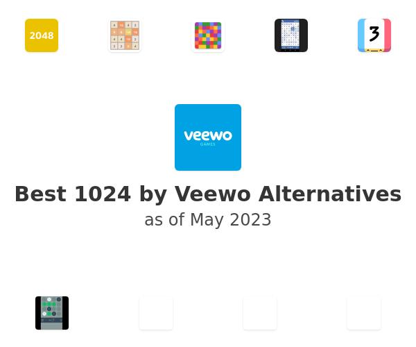 Best 1024 by Veewo Alternatives