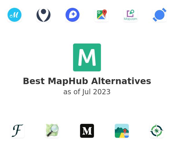 Best MapHub Alternatives