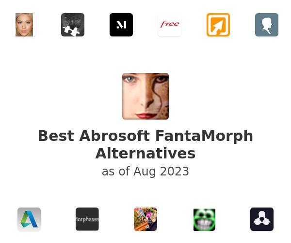 Best Abrosoft FantaMorph Alternatives