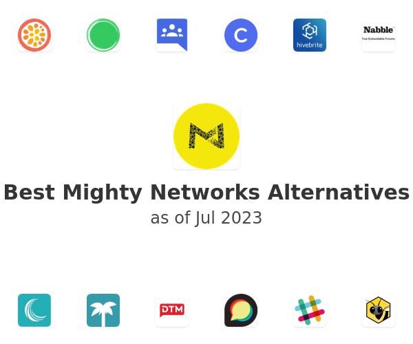 Best Mighty Networks Alternatives