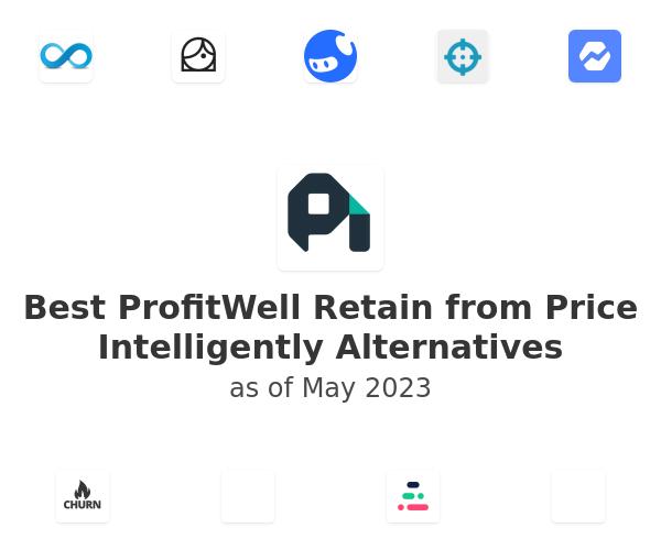 Best ProfitWell Retain from Price Intelligently Alternatives