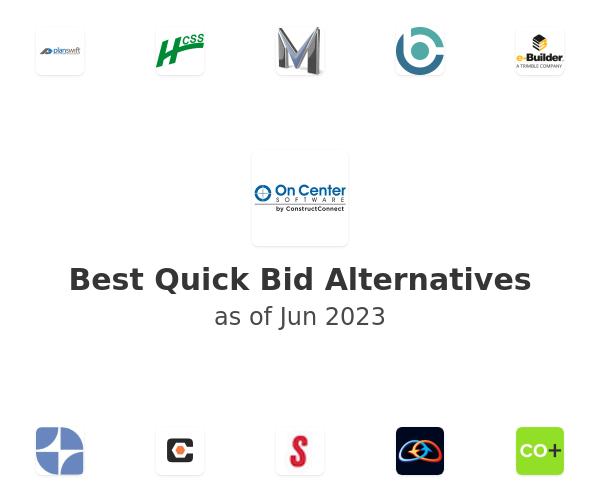 Best Quick Bid Alternatives