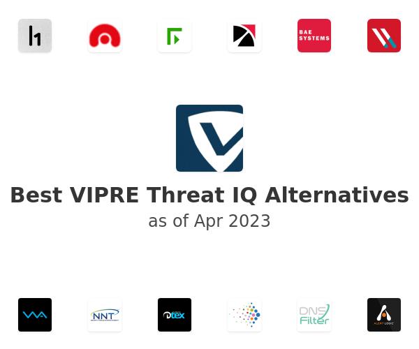 Best VIPRE Threat IQ Alternatives