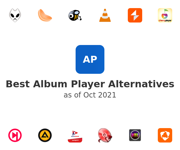 Best Album Player Alternatives