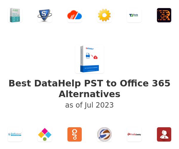 Best DataHelp PST to Office 365 Alternatives