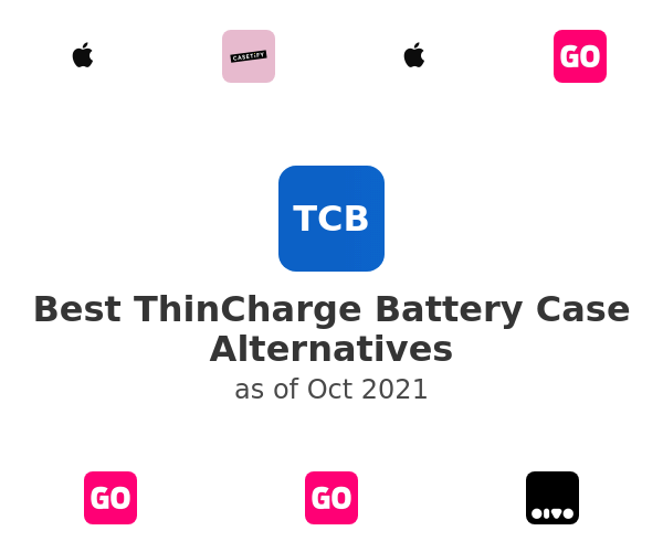 Best ThinCharge Battery Case Alternatives
