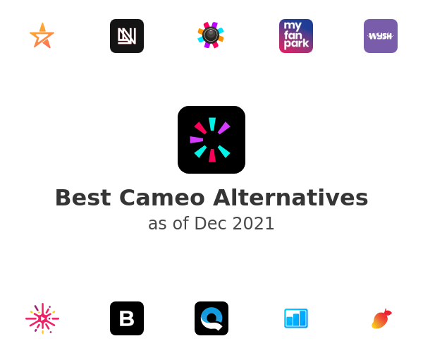 Best Cameo Alternatives