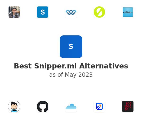 Best Snipper.ml Alternatives