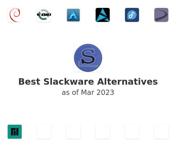 Best Slackware Alternatives