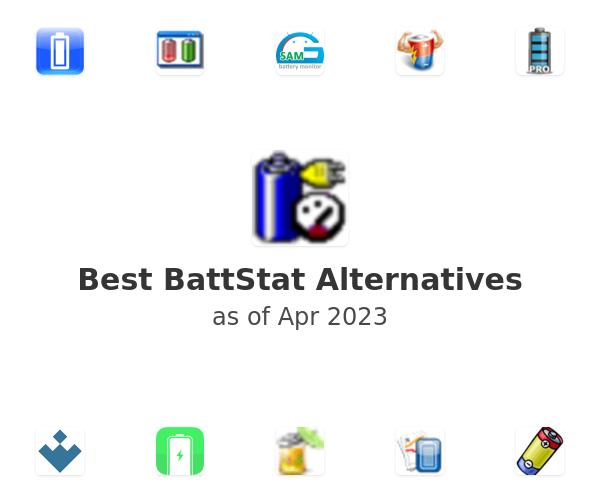 Best BattStat Alternatives