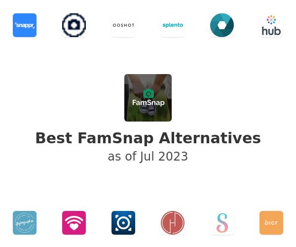 Best FamSnap Alternatives