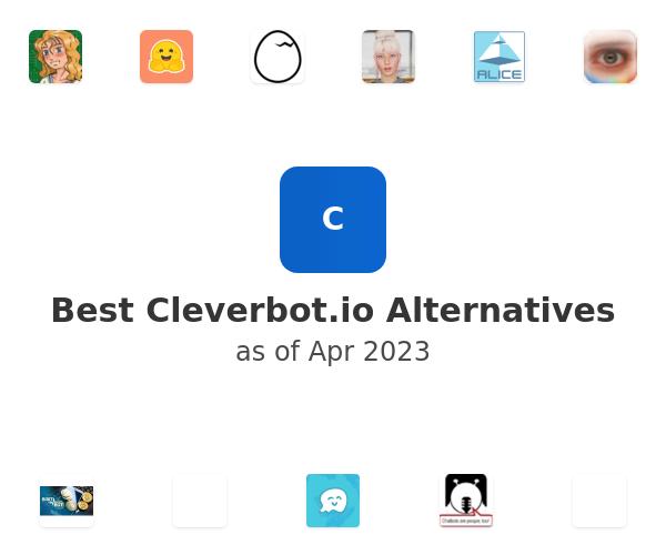 Best Cleverbot.io Alternatives