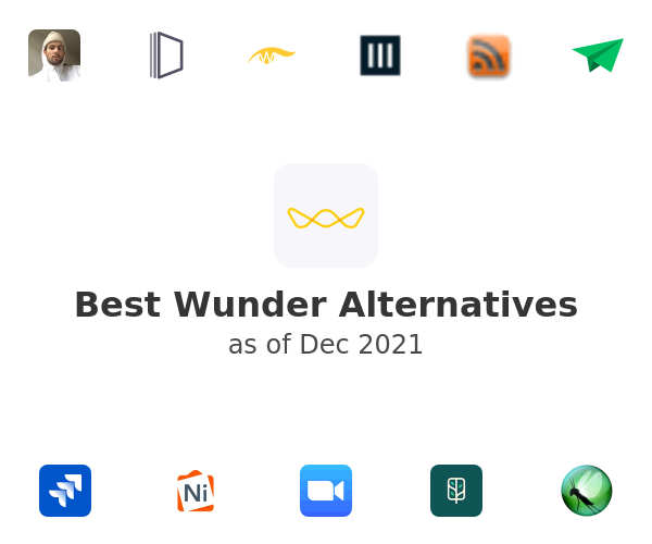 Best Wunder Alternatives