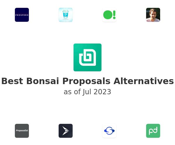 Best Bonsai Proposals Alternatives