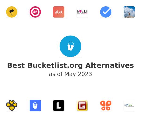 Best Bucketlist.org Alternatives