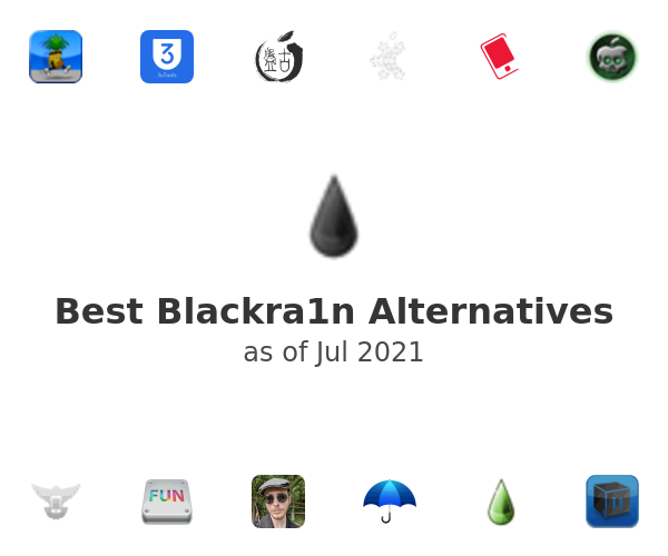 Best Blackra1n Alternatives