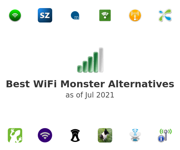 Best WiFi Monster Alternatives