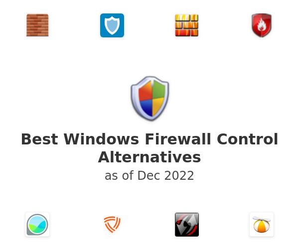 Best Windows Firewall Control Alternatives