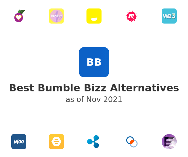 Best Bumble Bizz Alternatives
