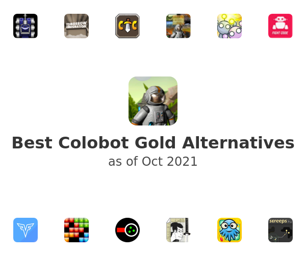 Best Colobot Gold Alternatives