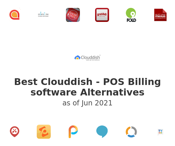 Best Clouddish - POS Billing software Alternatives