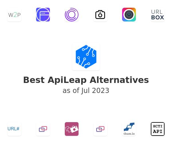 Best ApiLeap Alternatives