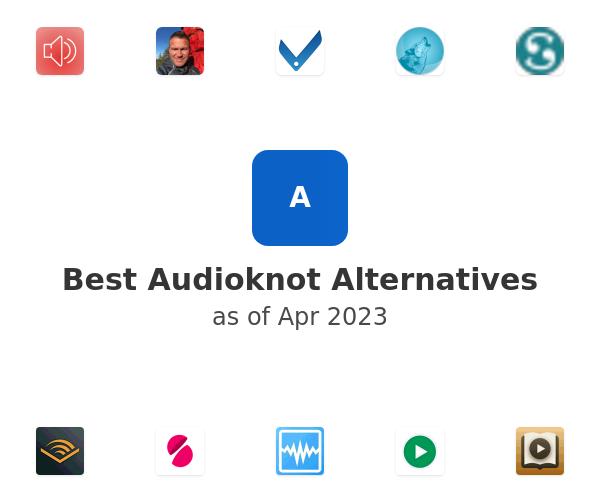 Best Audioknot Alternatives